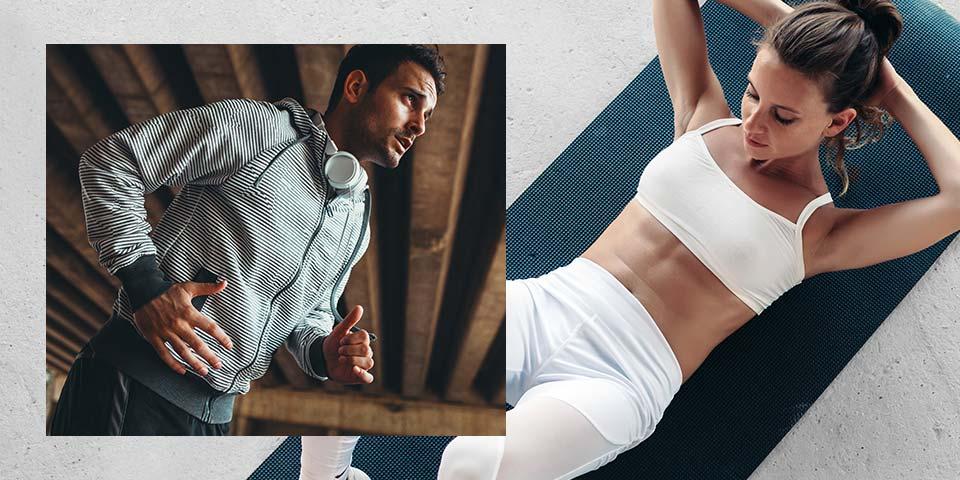 Starte jetzt das Training und bleib in Bewegung! Laufschuhe, Fitnessschuhe und Hallenschuhe von adidas, Nike uvm. im Siemes Schuhcenter Onlineshop