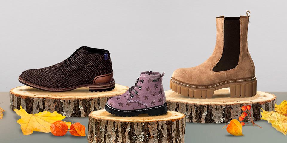 Jetzt Stiefeletten & Boots günstig online shoppen auf schuhcenter.de