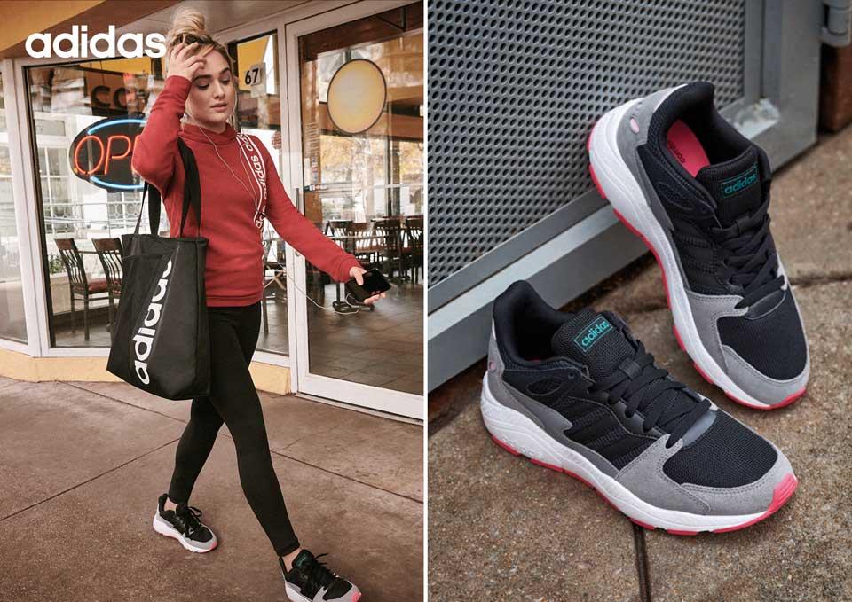 adidas CRAZYCHAOS - adidas Sneaker im Retro 90er Look