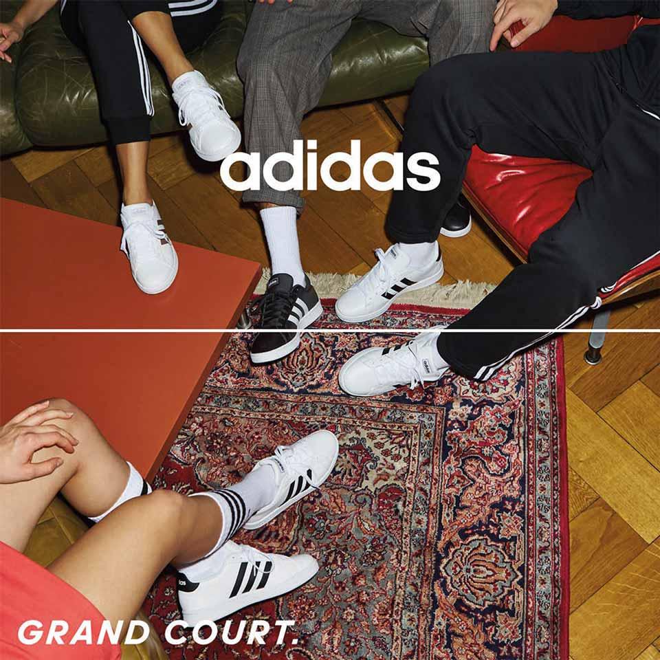 Klassische adidas Court Sneaker - Advantage, VL Court, VS Pace uvm. für Damen, Herren und Kinder