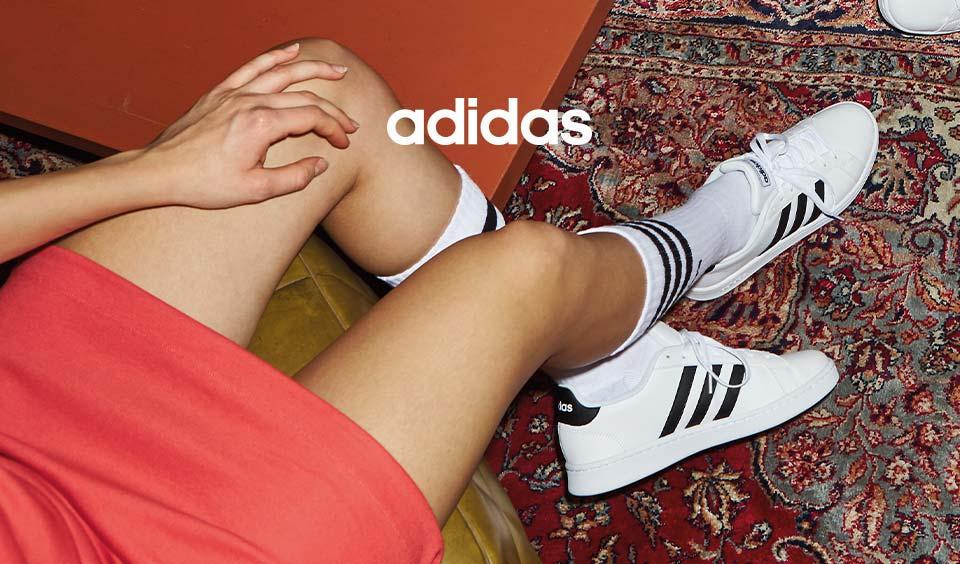 adidas Markenwelt – Sneaker, Laufschuhe, Sportschuhe und mehr für Damen bei Siemes Schuhcenter