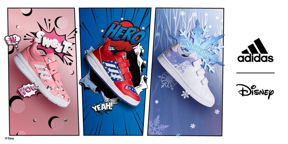 adidas x Disney Sneaker