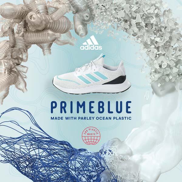 adidas PrimeBlue: Umweltschutz mit adidas