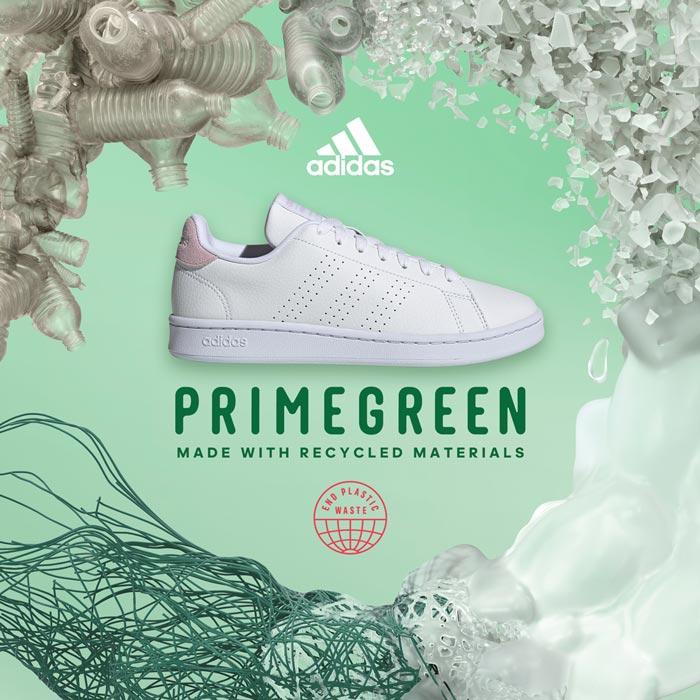adidas Sneaker aus recyceltem Plastikmüll