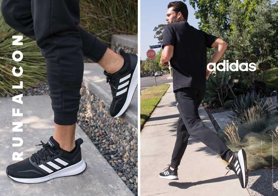 adidas Runfalcon Sneaker für Damen, Herren und Kinder