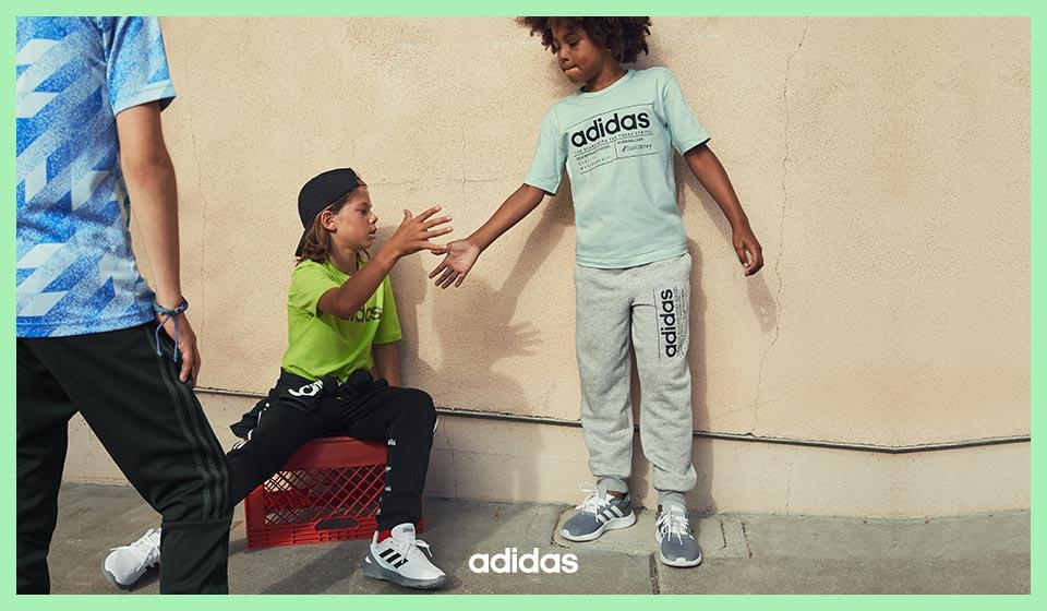 adidas Kinder Sneaker für Jungen und Mädchen