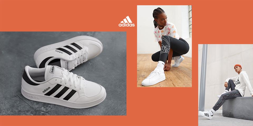 adidas Sneaker im Court Style