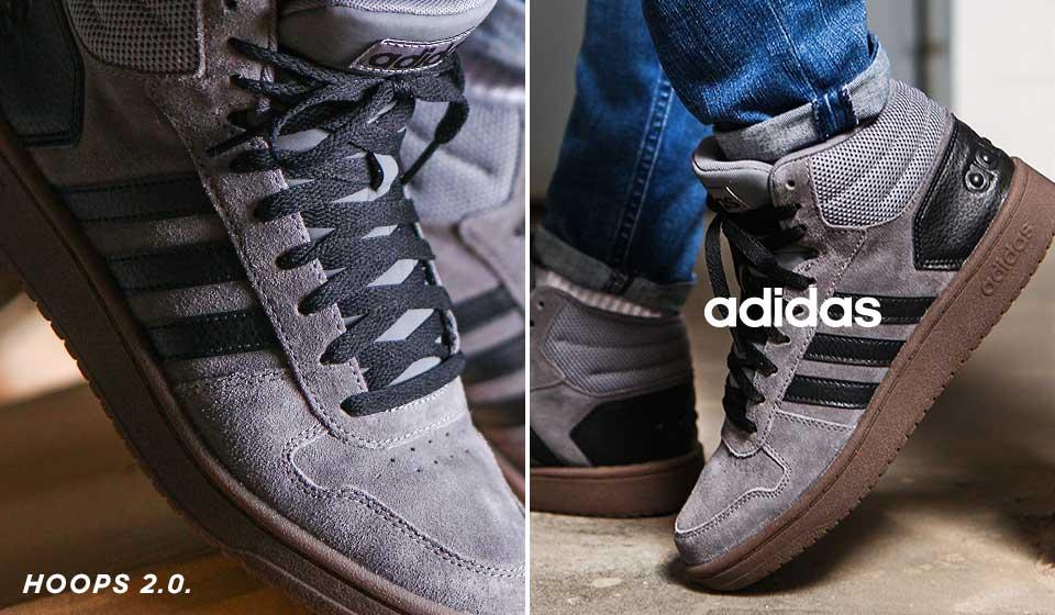 adidas Sneaker Winterized Hoops 2.0