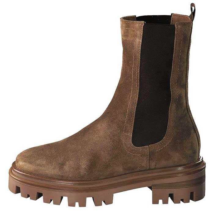 Alpe Woman Chelsea Boots braun