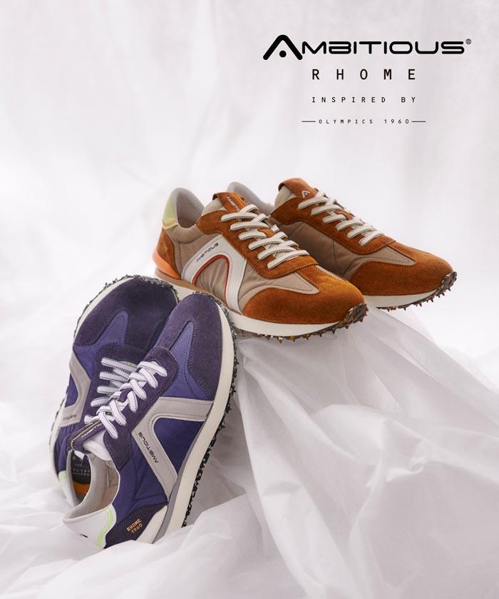 Ambitious Herren Retro Sneaker