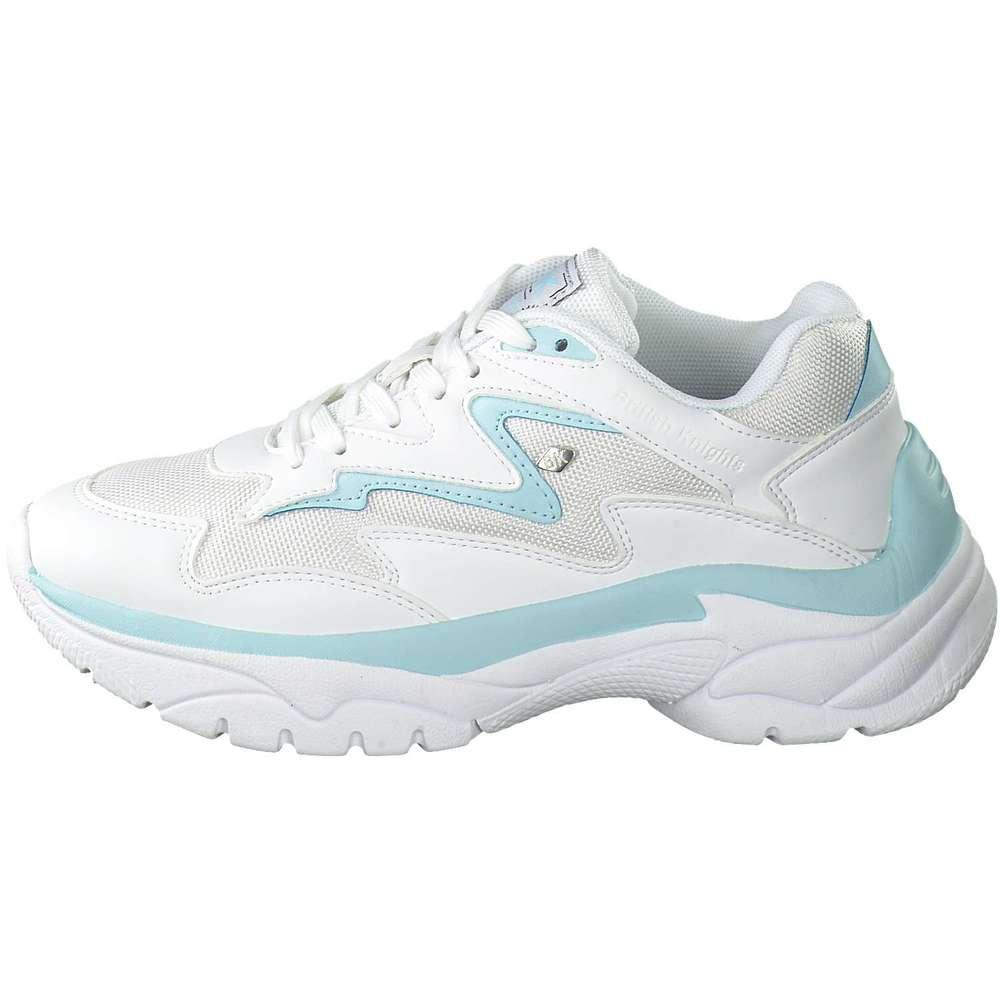Plateau Sneaker im 90s Look