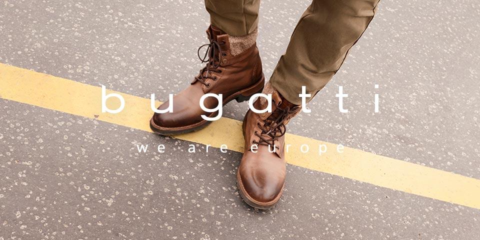Bugatti Herrenschuhe günstig online bei Siemes Schuhcenter kaufen
