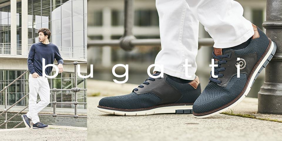 Bugatti City Styles: Halbschuhe für Herren