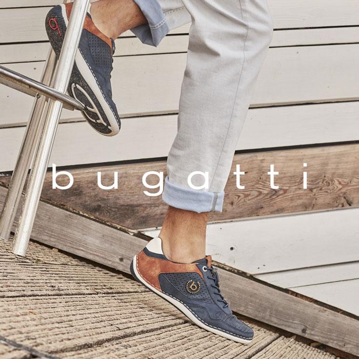 Bugatti Herrenschuhe: Sei du selbst mit den neuen Frühling/Sommer Styles
