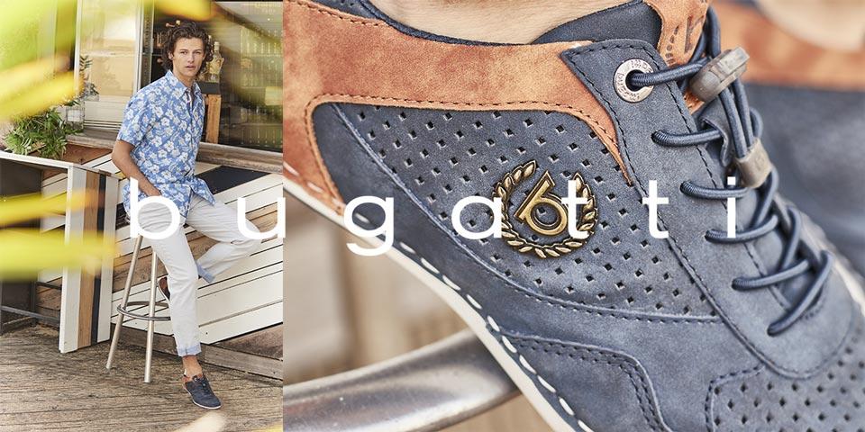 Casual Bugatti Sneaker für Herren