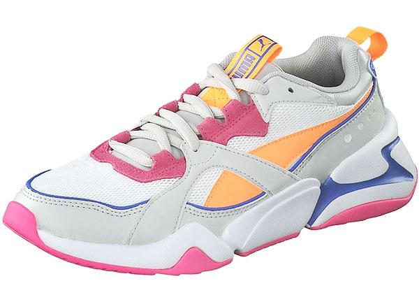 Chunky Sneaker im 90s Look von PUMA uvm.