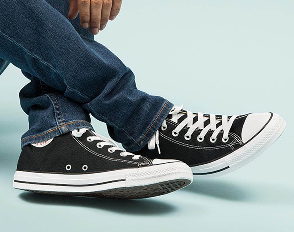 Original Chucks von Converse jetzt auf schuhcenter.de für Damen, Herren und Kinder online shoppen
