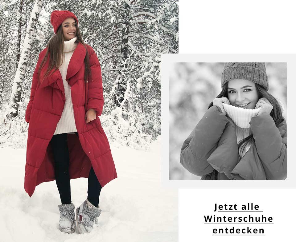 Aktuelle Trends ✓ Winterstiefel ❄ & Winterboots ➽ gefüttert oder ungefüttert. ✓ Winterschuhe für Damen jetzt günstig kaufen ✅.
