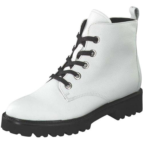 Damen Winterschuhe - weiße Gabor Boots