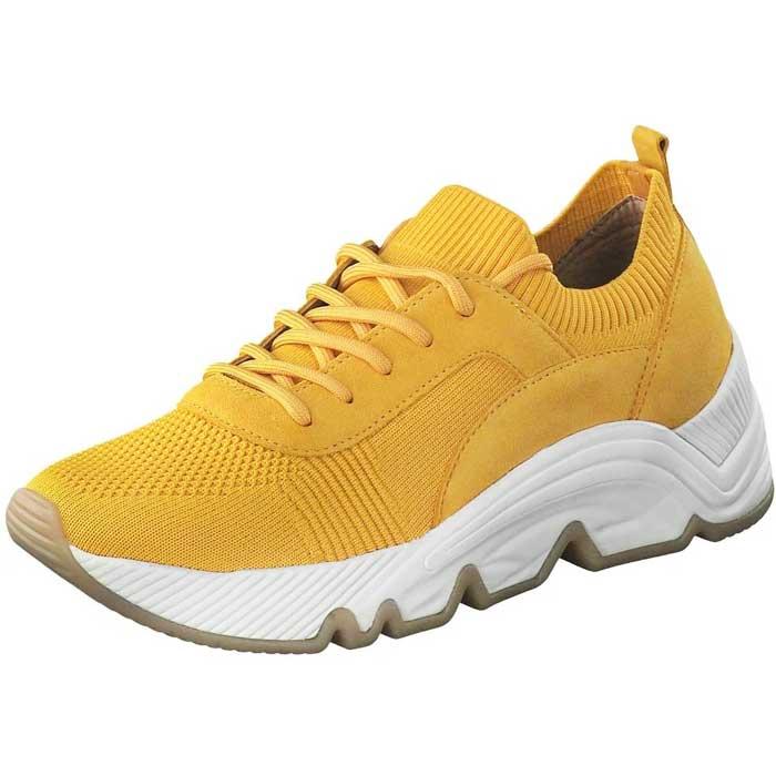 Gabor Chunky Sneaker gelb