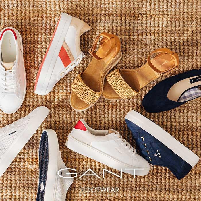 Gant Damenschuhe - Sandalen, Pantoletten, Sneaker uvm.