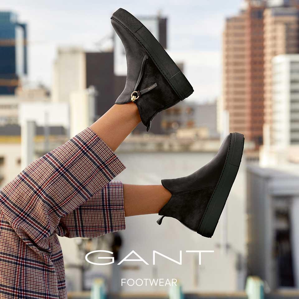 Gant Damenschuhe - Chelsea Boots, Stiefeletten und Sneaker