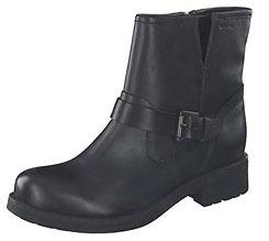 Geox Stiefeletten aus Leder - der Schuh der atmet!