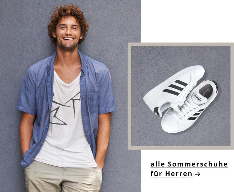 Aktuelle Trends ✓ Offene Schuhe ☼ Sandalen, Pantoletten & Sneaker ➽ Sommerschuhe für Herren jetzt günstig kaufen ✅.