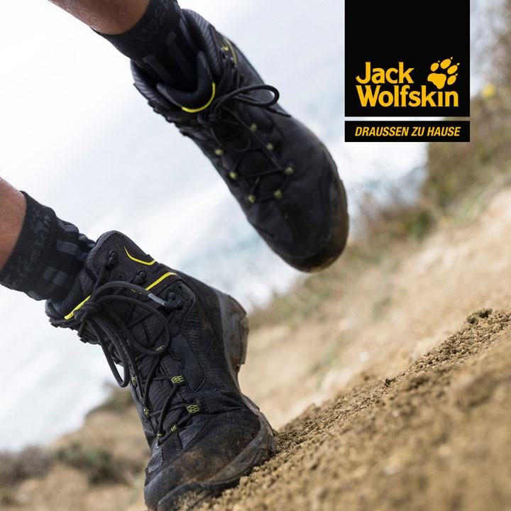 online retailer c1328 513f1 Jack Wolfskin Schuhe » jetzt günstig online kaufen