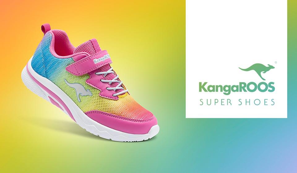 Günstige KangaROOS Kinder Sneaker