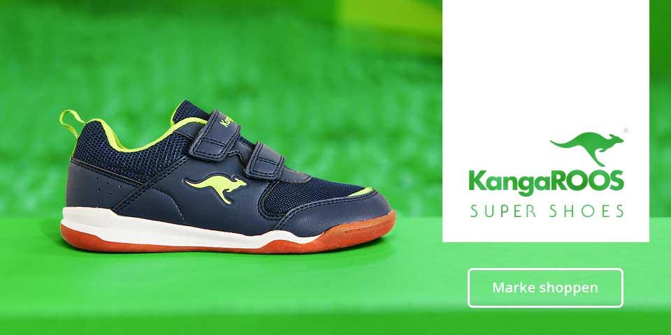 Back to School mit KangaROOS Kinderschuhen: Non-marking Hallenschuhe und Sneakers für Mädchen und Jungen günstig online shoppen