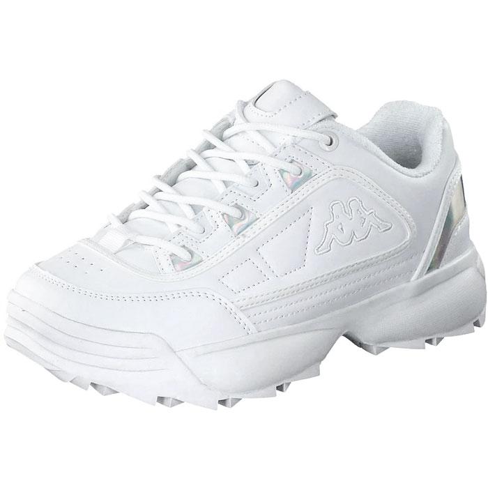 Kappa Chunky Sneaker weiss