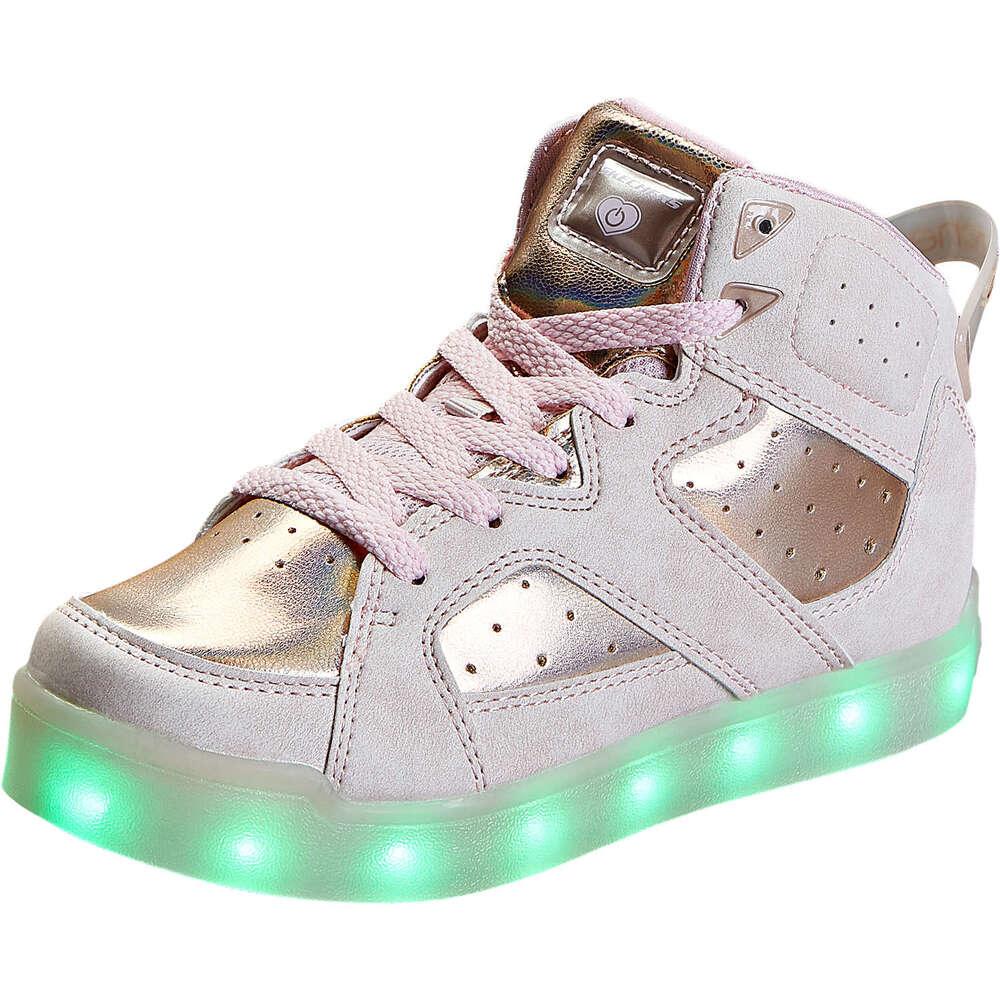 Details zu Sneaker mit LED Leuchtsohle für Kinder Gr. 32 Farbe: Blau *NEU+OVP*