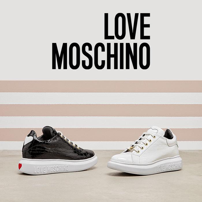 Love Moschino Damen Sneaker