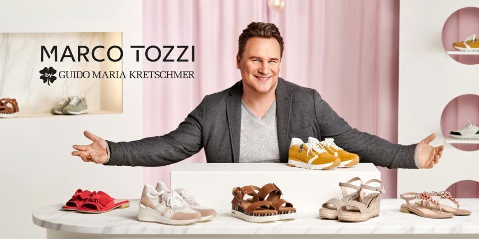 Marco Tozzi by Guido Maria Kretschmer günstig im Siemes Schuhcenter Onlineshop kaufen