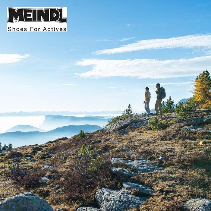 Meindl Outdoorschuhe - Robuste Wanderschuhe/Trekkingschuhe handgefertigt aus Bayern