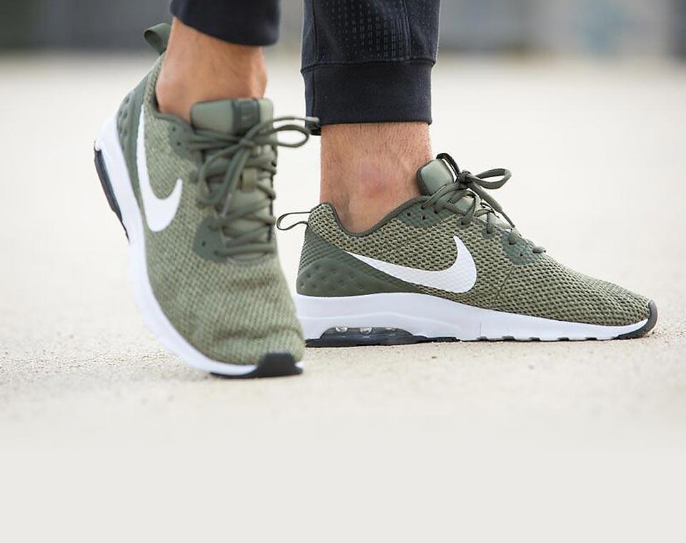 Nike Air Max Sneaker - gedämpfte Sohle mit Air-Technologie für mehr Komfort jetzt online shoppen bei Siemes Schuhcenter