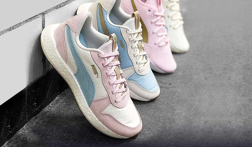 PUMA Retro Sweet und Incite Sweet Sommer Sneaker für Damen