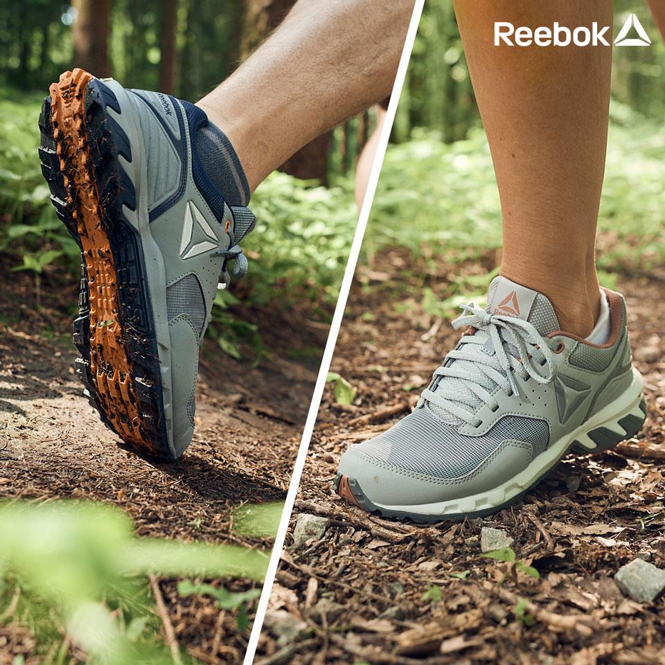 Reebok Ridgerider - Ein Walkingschuh für jedes Terrain