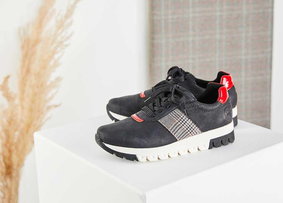 Rieker Damen Sneaker Herbst/Winter 2020