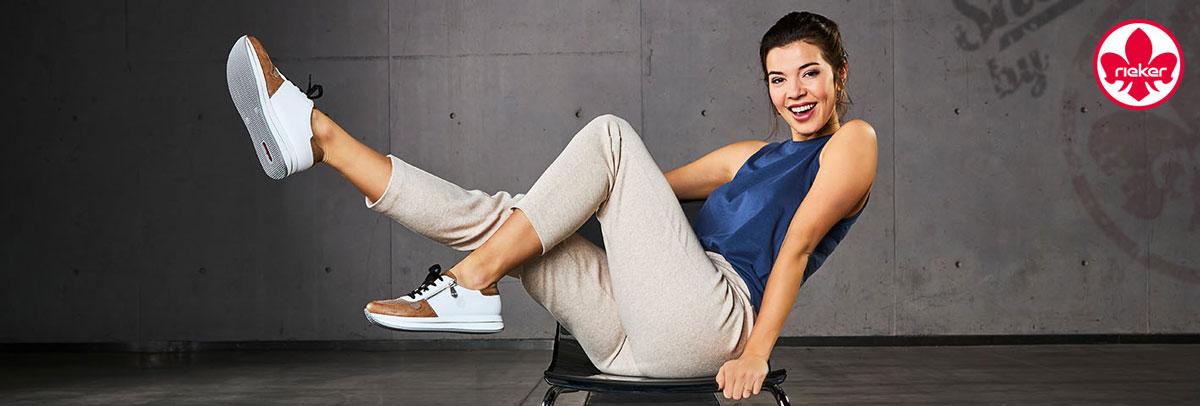 Rieker Schuhe - Entdecken Sie unsere Top Auswahl an günstigen Sneakers, Halbschuhen, Slippers, Stiefeletten  uvm.