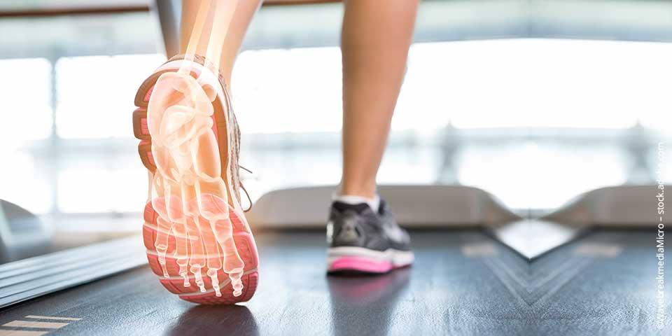 Schritt für Schritt: Die wichtigsten Punkte beim gesunden Gehen