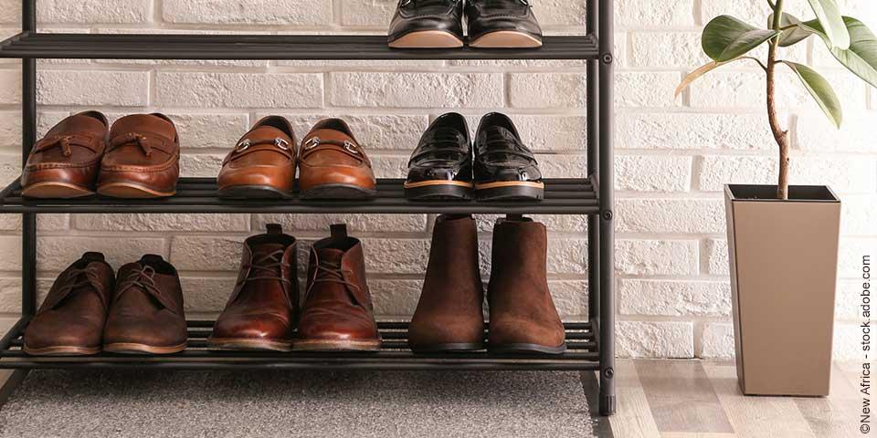Schuhe richtig aufbewahren: Die besten Tipps & Tricks