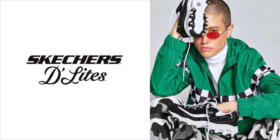 Skechers D'Lites jetzt günstig bei Siemes Schuhcenter online shoppen