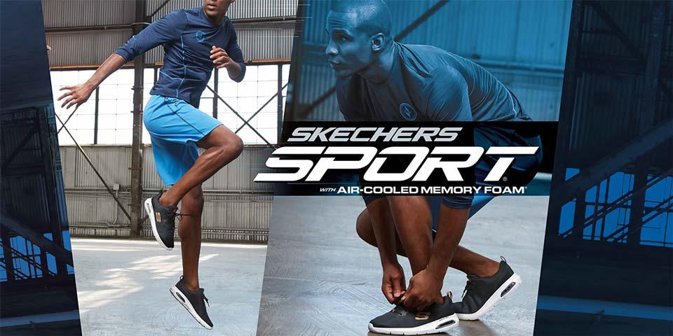 Skechers Herren Sneaker jetzt günstig online bei Siemes Schuhcenter online shoppen