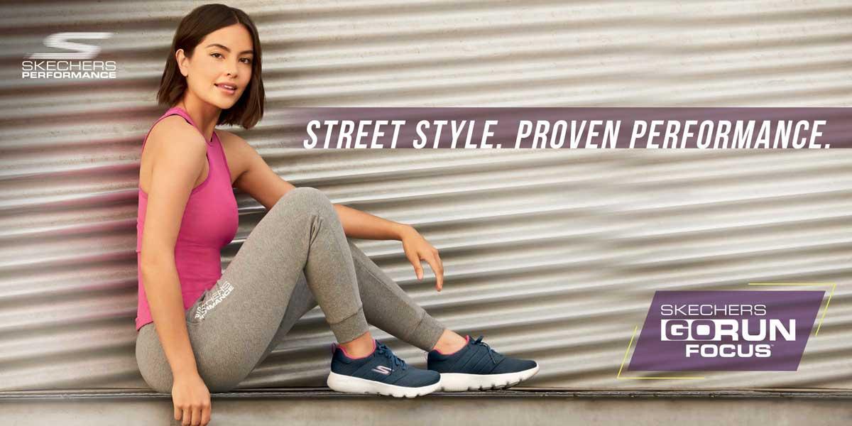 Skechers Sport Sneaker für Damen jetzt günstig auf schuhcenter.de online shoppen