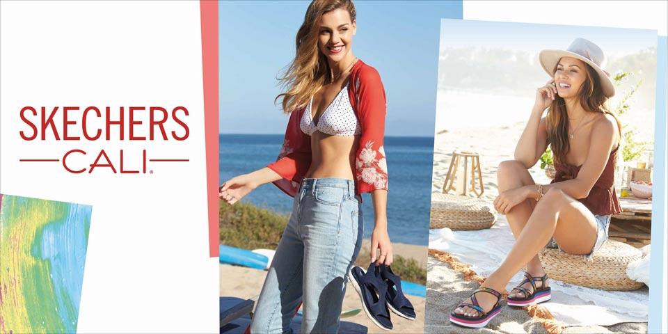Skechers Sommerschuhe jetzt günstig bei Siemes Schuhcenter online shoppen