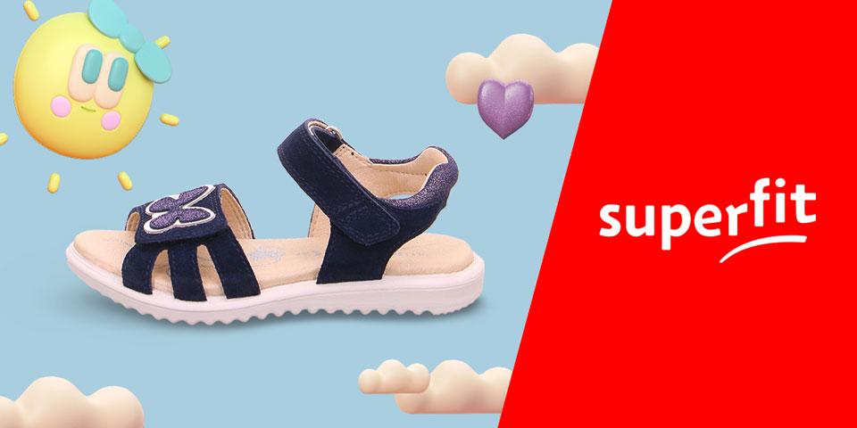 Neu im Siemes Schuhcenter Onlineshop: Superfit Kinderschuhe für Mädchen und Jungen