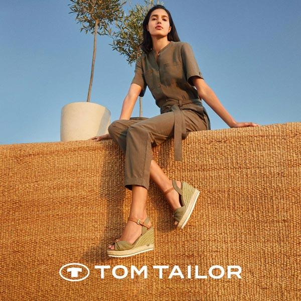 Tom Tailor Damenschuhe: Neue Sommerschuhe zu günstigen Preisen