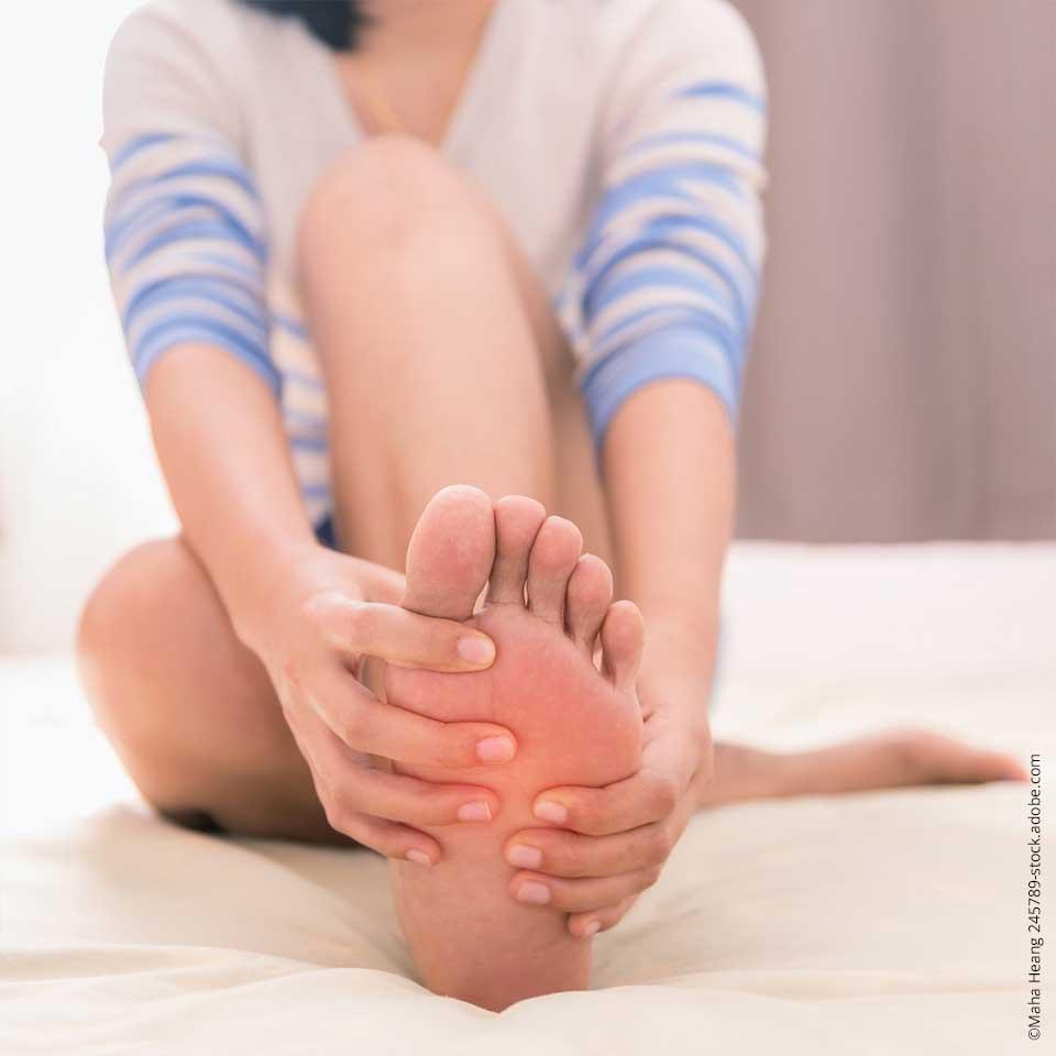Typische Probleme mit den Füßen – und mögliche Ursachen